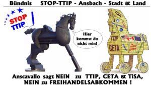 Bündnis Stop TTIP Ansbach Stadt & Land